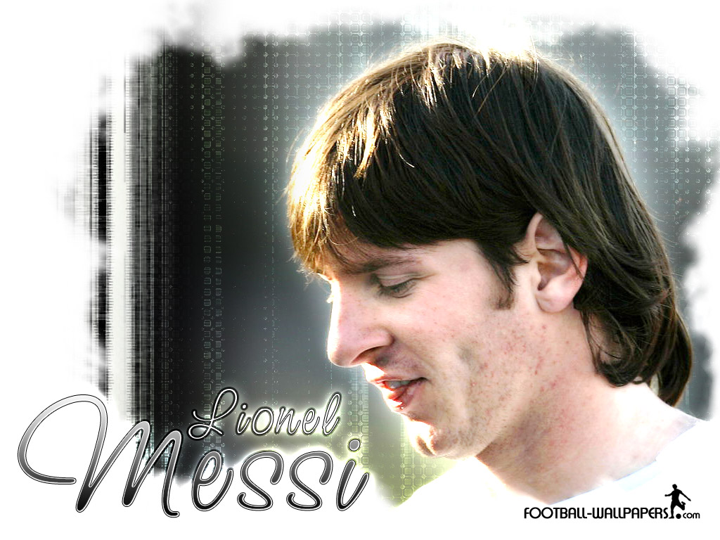 lionel messy football players wallpaper