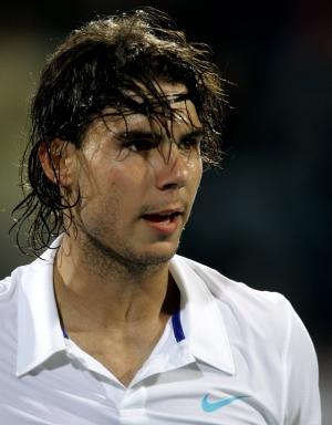 TENNIS-ATP-UAE-CAPITALA-NADAL-DAVYDENKO