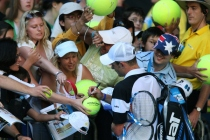 TENNIS-OPEN-AUS-RODDICK-SUPPORTERS