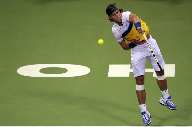 Rafael Nadal awarded No. 1 on World ATP Ranking (5/6)