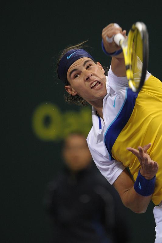 Rafael Nadal awarded No. 1 on World ATP Ranking (3/6)