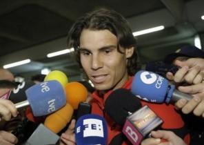 Spain Tennis Nadal
