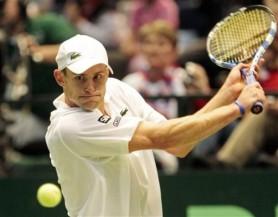 Switzerland US Davis Cup Tennis