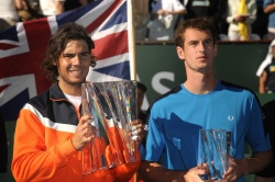 TEN-INDIAN WELLS-NADAL-MURRAY
