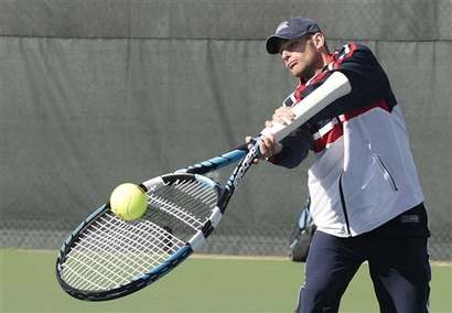 Davis Cup No Federer Tennis