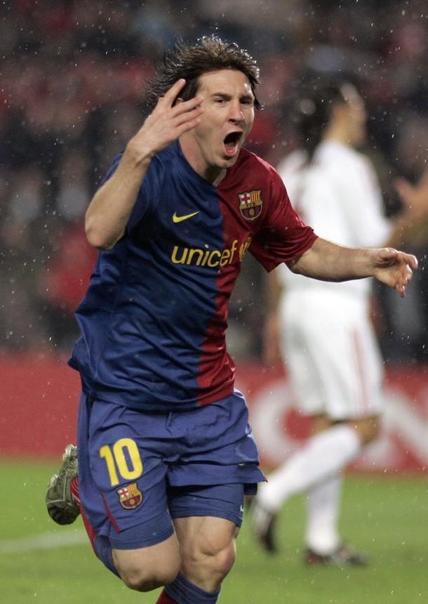 Messi date of birth in Sydney