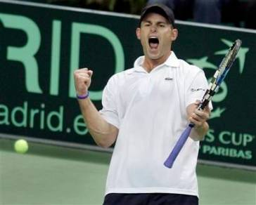 Davis Cup France US Tennis