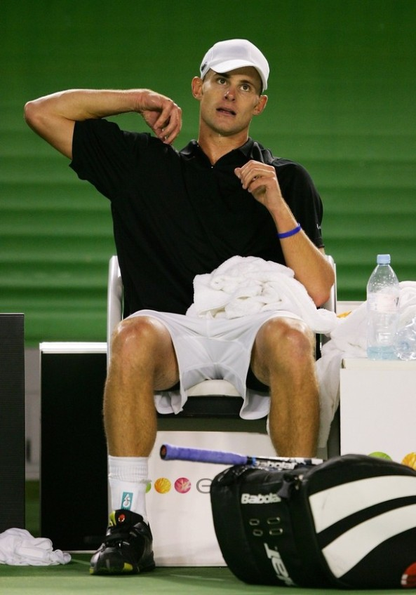 ... Flashback: 2006 Andy Roddick double feature | Fear of Bliss