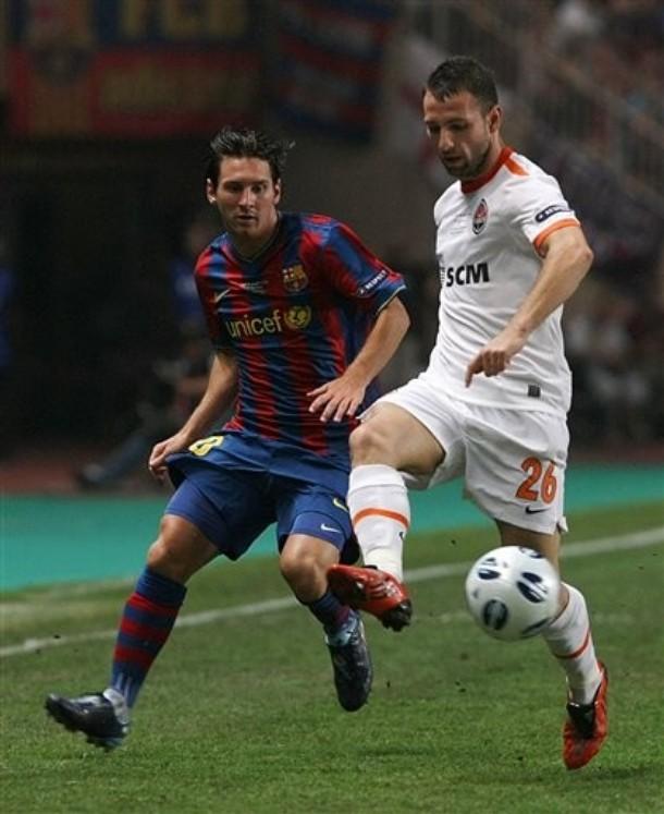 Supercup: Lionel Messi's Barcelona UEFA Supercup Champion