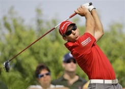 Dubai World Championship European Tour Golf