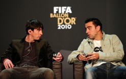 Finalists for the FIFA Ballon d'Or award