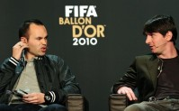 Nominee for the FIFA Ballon d'Or, Argent