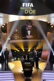 Switzerland Soccer FIFA Ballon d'Or