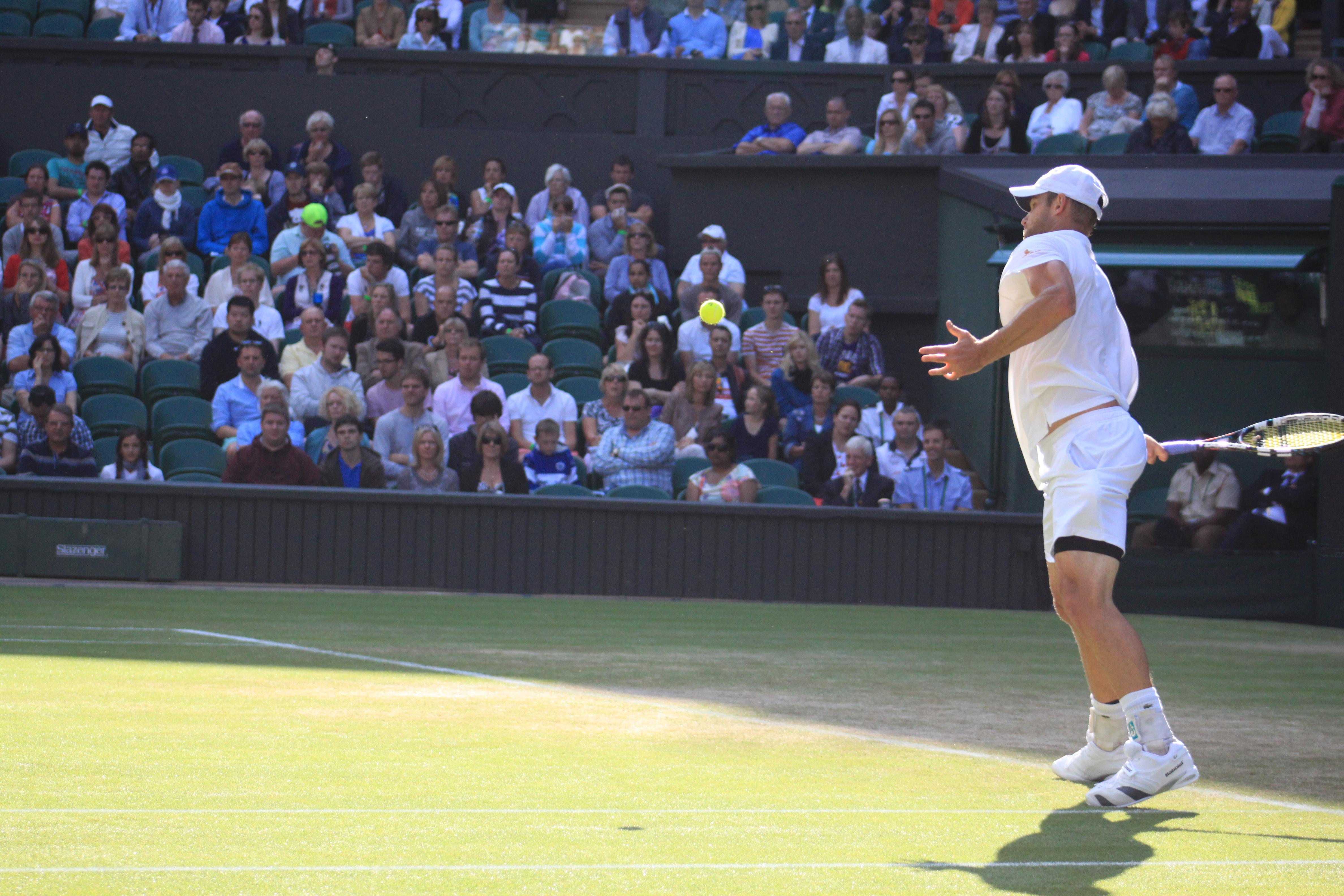 Andy Roddick: Best Ass in Tennis