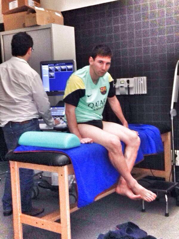 Leo Messi Getting Better Everyday