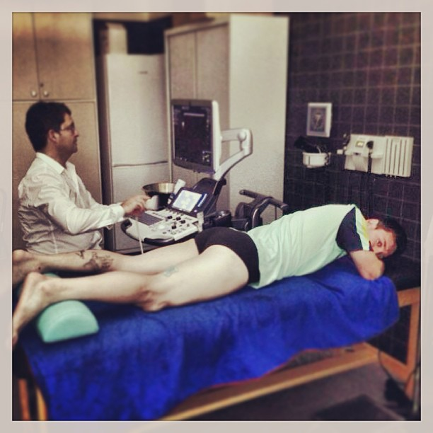 Leo Messi Recovery