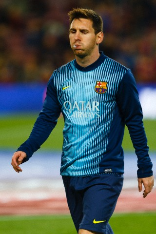 liga BBVA: FC Barcelona vs Athletic Club